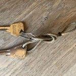 Sleutels gevonden op Klaas Kloosterweg