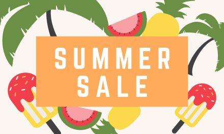 Summer Sale bij MooiStoer, sla nu je slag