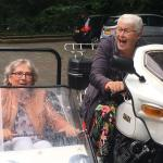 Geertrui van SWS op pensioen-tournee