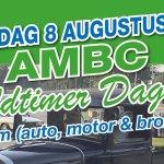 AMBC organiseert oldtimerrit voor auto, motor en bromfiets