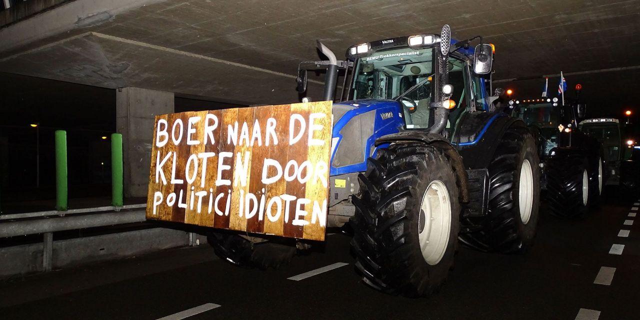 Trekkerdemonstratieverbod IJsselland niet verlengd na overleg met boeren