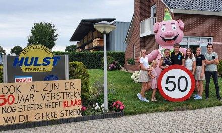 Klaas Hulst 50 jaar