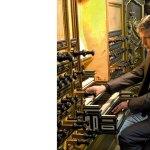 Jubilaris Pieter Heykoop speelt vanuit de Bovenkerk de mooiste orgelimprovisaties uit de afgelopen 45 jaar!