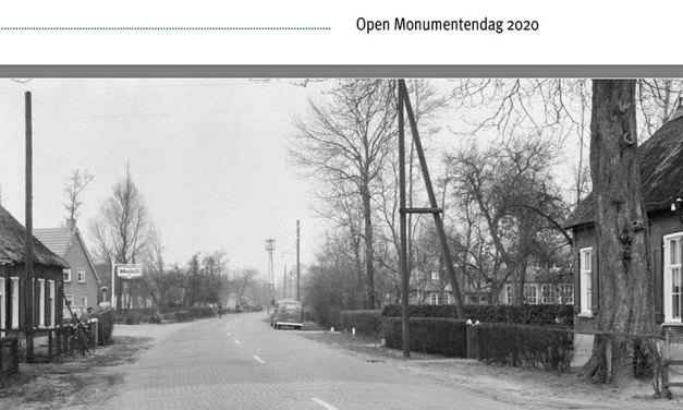 Open Monumentendag 2020 (met mooie brochure)