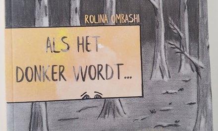 Tweede jeugdboek Rolina Ombashi nu bij De Haan