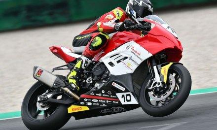Drukke raceweek voor Danny van der Sluis met races op de Sachsenring en in Assen