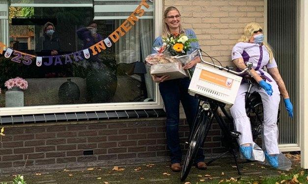 Roelanda Kasper 25 jaar in de Zorg