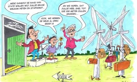 Uitspraak Raad van State over Windpark Bovenwind