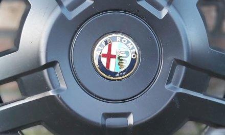 Alfa Romeo wieldop gevonden