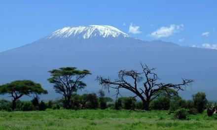 400 KM fietsen rondom de Mount Kilimanjaro voor het goede doel