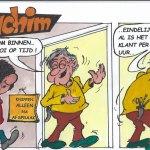 Joachim door Ed Perdok: ..na vele weken eindelijk begin maart kapsalons weer open…dus ook een afspraak gemaakt…kan over 6 weken terecht….