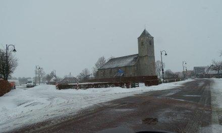 Voetstapjes en meer in de sneeuw…