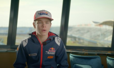 Video Interview | Red Bull MotoGP Rookies Cup coureur Collin Veijer