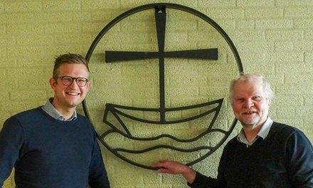 CNS directeur meester Aldert Dijk met pensioen, Dirk Dreschler volgt hem op