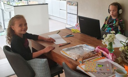Opvoeding is zwaar in coronatijd, maar ook meer rust