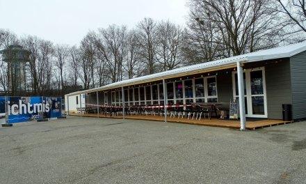 Restaurant De Lichtmis compleet tegen de vlakte