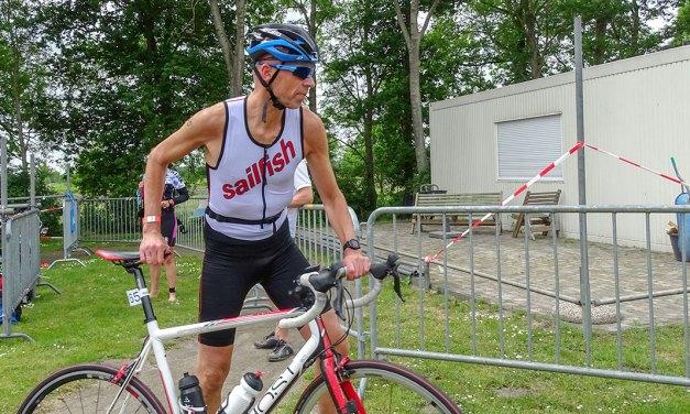 Toch een Triathlon in Staphorst