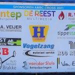 Motorclub AMBC presenteert sponsoren cross-seizoen 2021