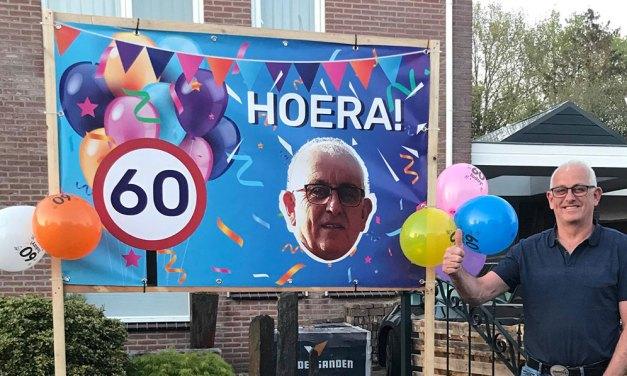 Egbert Tuin 60 jaar
