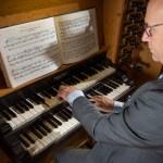 Evert van de Veen presenteert bijzondere CD in Bovenkerk van Kampen