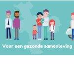 Coronavirus bezorgt inwoners minder zorgen en stress