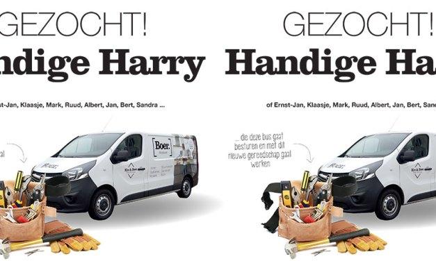 Boer Staphorst zoekt handige Harry