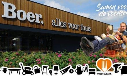 Tussenstand voedselbankweken bij Boer Staphorst