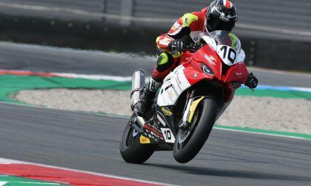 Danny van der Sluis van start in IDM Superbike op TT Circuit Assen