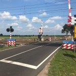 Ruim baan voor vrachtwagens op Gorterlaan/ Oosterparallelweg / Foto update door Niels Kooiker
