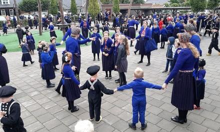 Stapperstdag op de Prins Mauritsschool breed gedragen