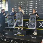 Corien Jansen derde tijdens Hyrox Amsterdam