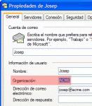 Outlook i la [des]organització