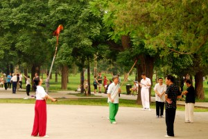 Tiantan Park - Beijing - China