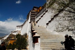 The Potala Palace - Lhasa - Tibet