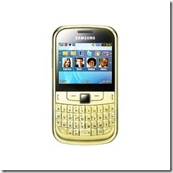samsung-chat-335-champagne-gold