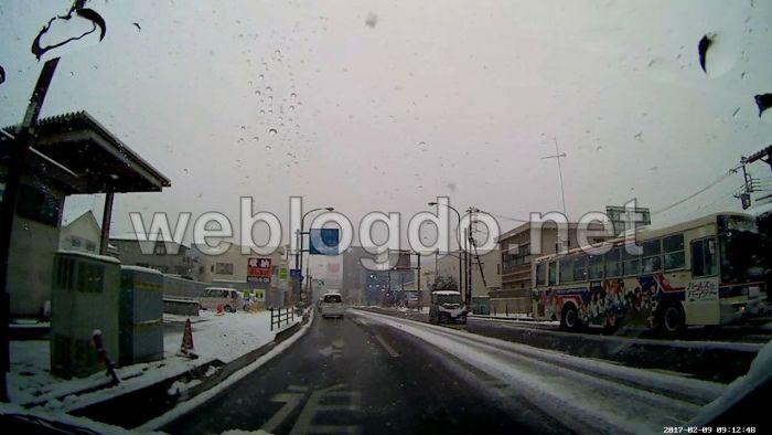 茨城交通ガルパンバス1号車