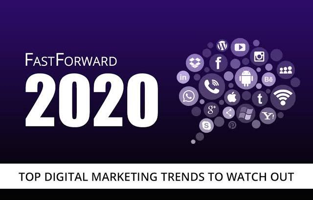 Digital Marketing Trends 2020.Top Digital Marketing Funnel Trends To Watch Out In 2020