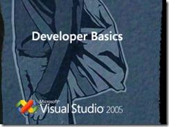 Developer Basics