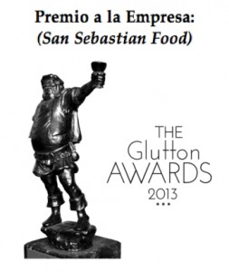 The Glutton Club Awards 2013_San_Sebastian_food