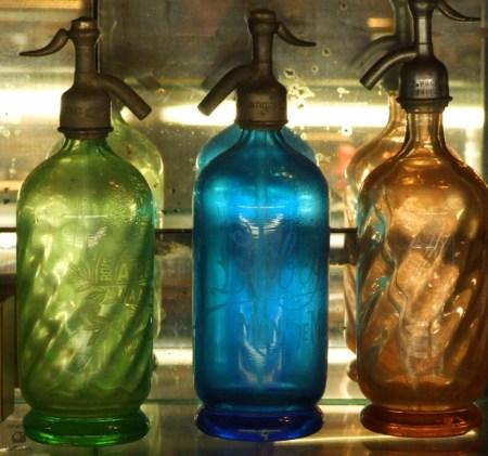 Seltzer Siphon Bottles