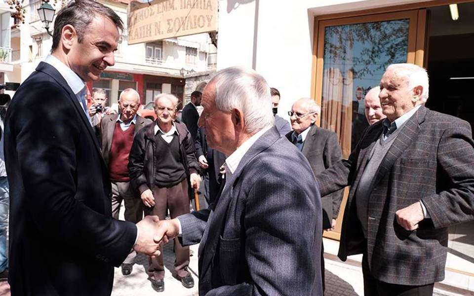 Στην Κρήτη σήμερα ο Κυρ. Μητσοτάκης | ΠΟΛΙΤΙΚΗ