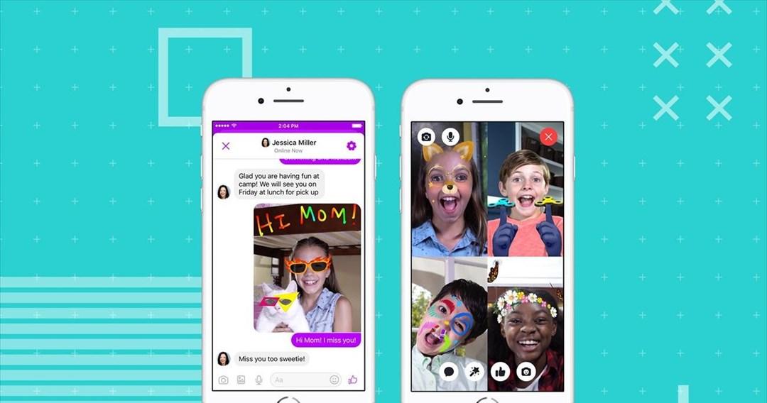 O Facebook Messenger for Kids αποτυγχάνει στο σκοπό του