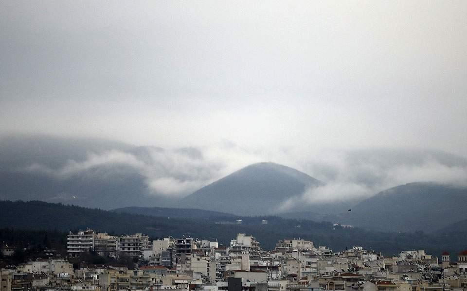 Αστατος και βροχερός ο καιρός το Σάββατο - Περαιτέρω πτώση της θερμοκρασίας | Ελλάδα