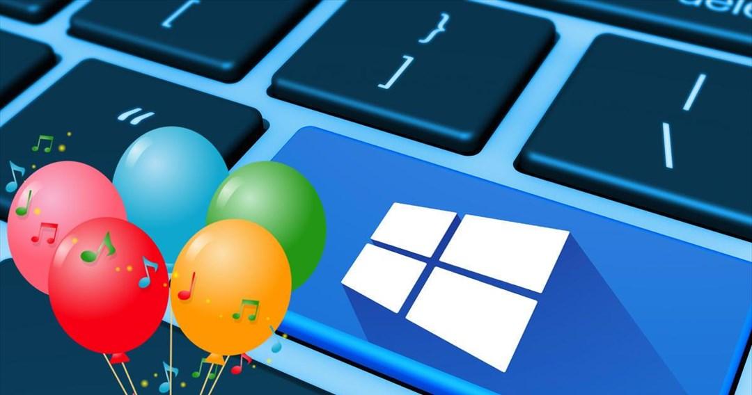 H Microsoft γιορτάζει το 1 δισεκατομμύριο χρήστες Windows
