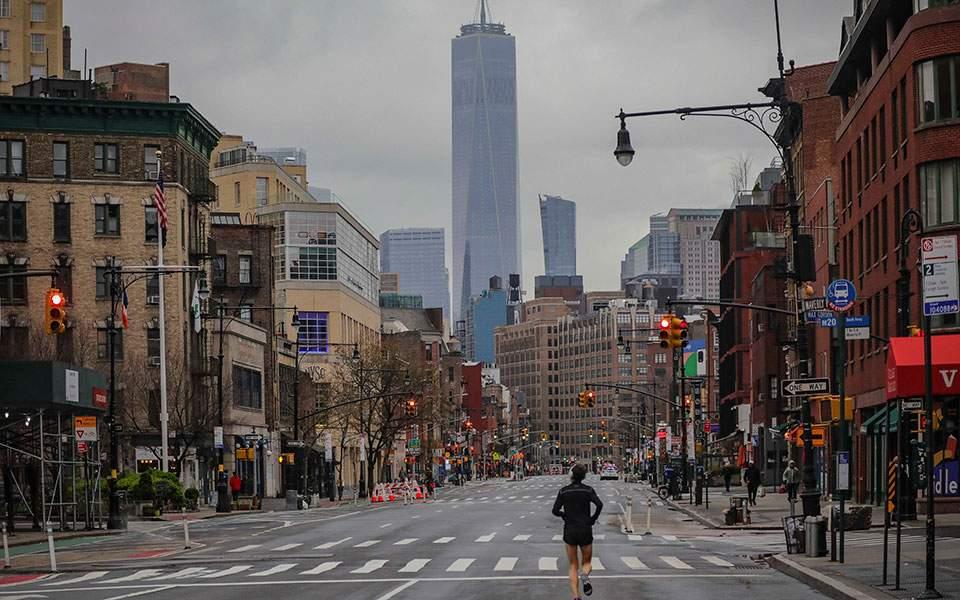 Εβδομάδα των Παθών στη Νέα Υόρκη | Κόσμος