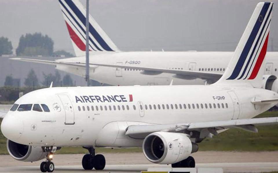 Η Αir France ξεκινά τις πτήσεις προς την Ελλάδα - Το πρόγραμμα | Κόσμος