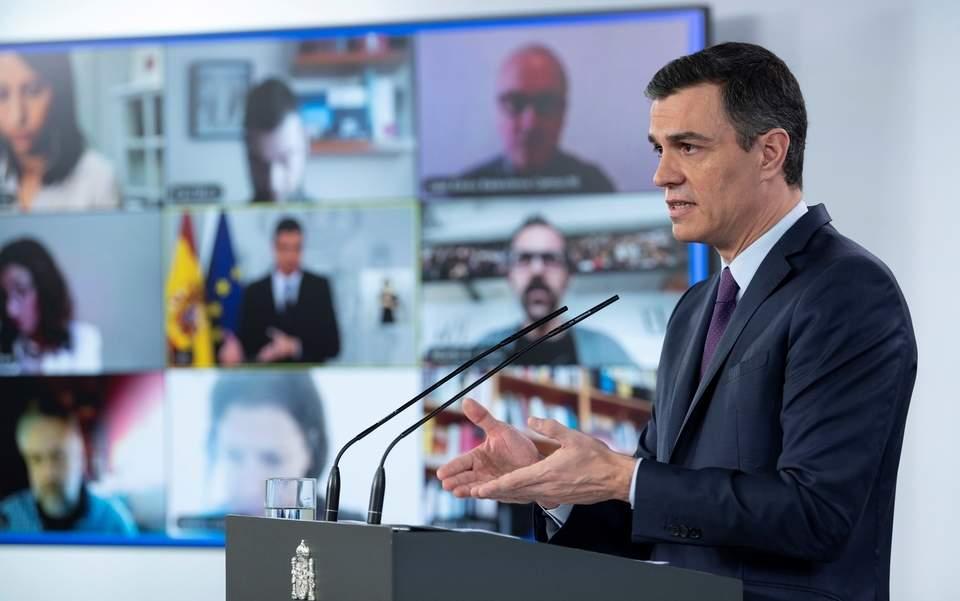 Ισπανία: Παράταση της κατάστασης έκτακτης ανάγκης για έναν μήνα ανακοίνωσε ο πρωθυπουργός | Κόσμος