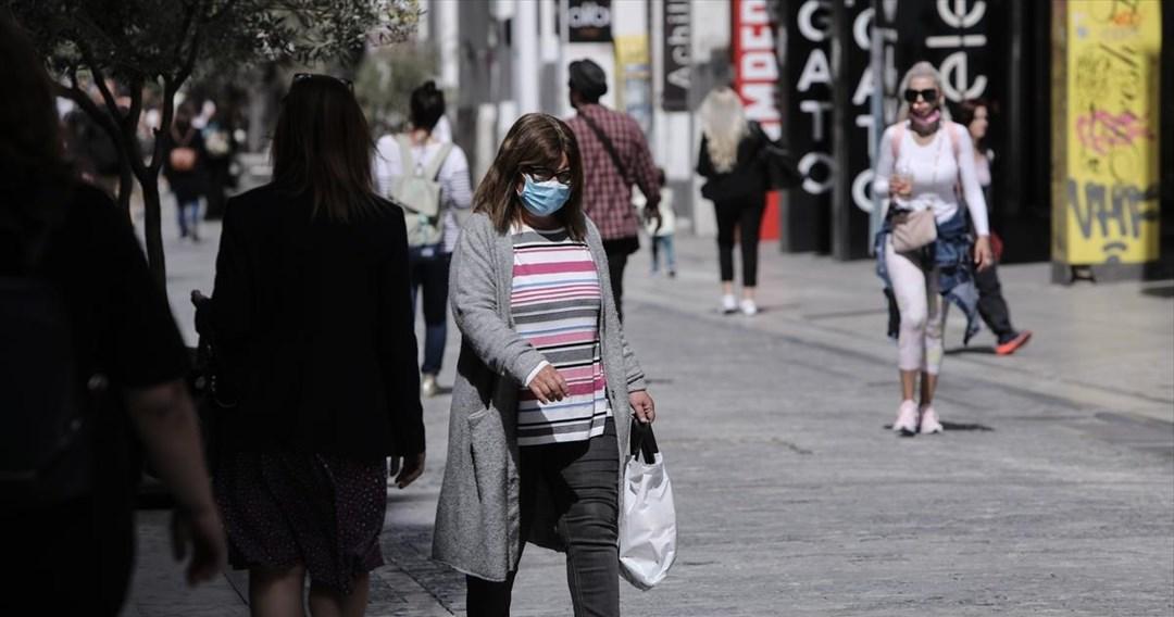 ΥΠΑΝΕΠ: Τηρήθηκαν πρώτη μέρα οι νέοι κανόνες στα μαγαζιά - Έμποροι: Μουδιασμένη η κίνηση