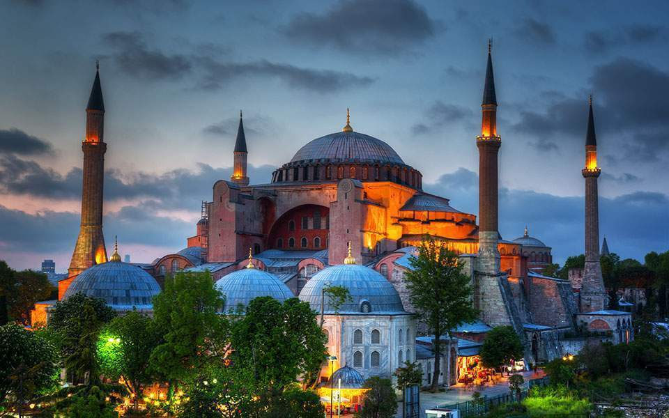 Το «τάμα» Ερντογάν στην Αγία Σοφία | ΠΟΛΙΤΙΚΗ