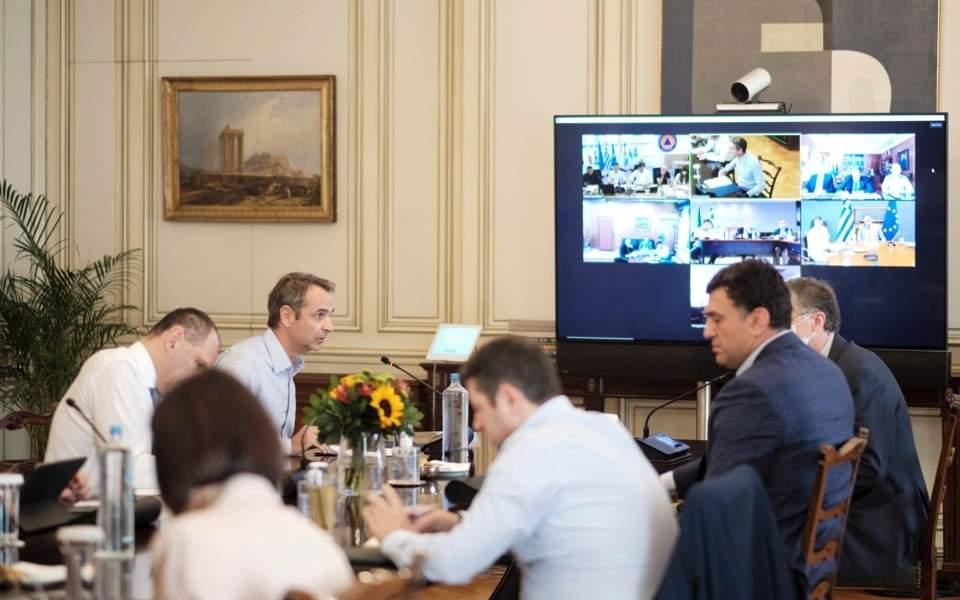 Σύσκεψη υπό τον πρωθυπουργό τη Δευτέρα για την αύξηση των κρουσμάτων | Ελλάδα